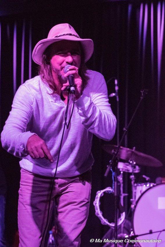 Cary T. Brown de CTBAB avec son chapeau