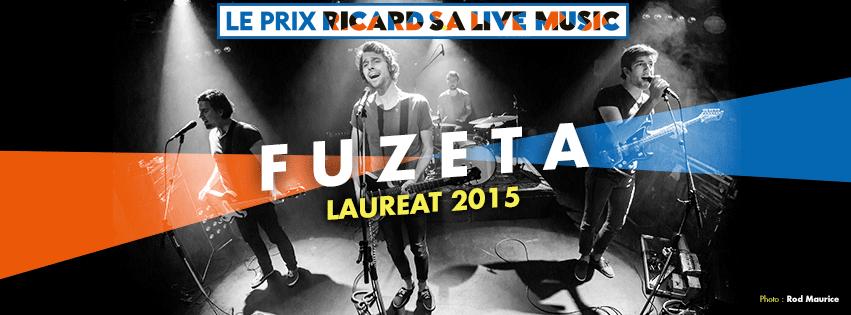 le vaiqueur 2015 de ce concours musical fut Fuzeta