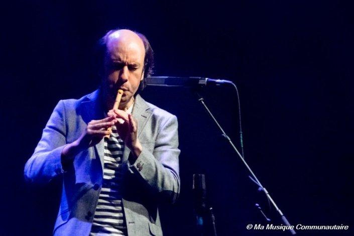 Carlos Nunez en concert