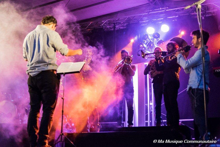 concert de Boulevard des airs à Sarrebrücken