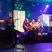 Le groupe Boulevard des Airs en concert au festival Perspectives