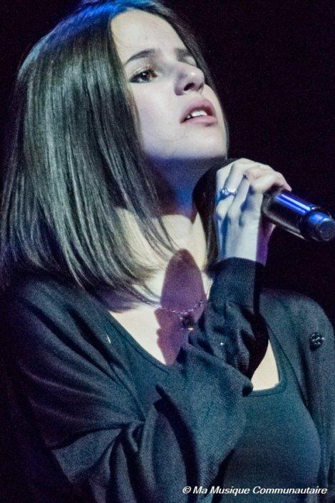 Marina Kaye en concert pour les ondes messines