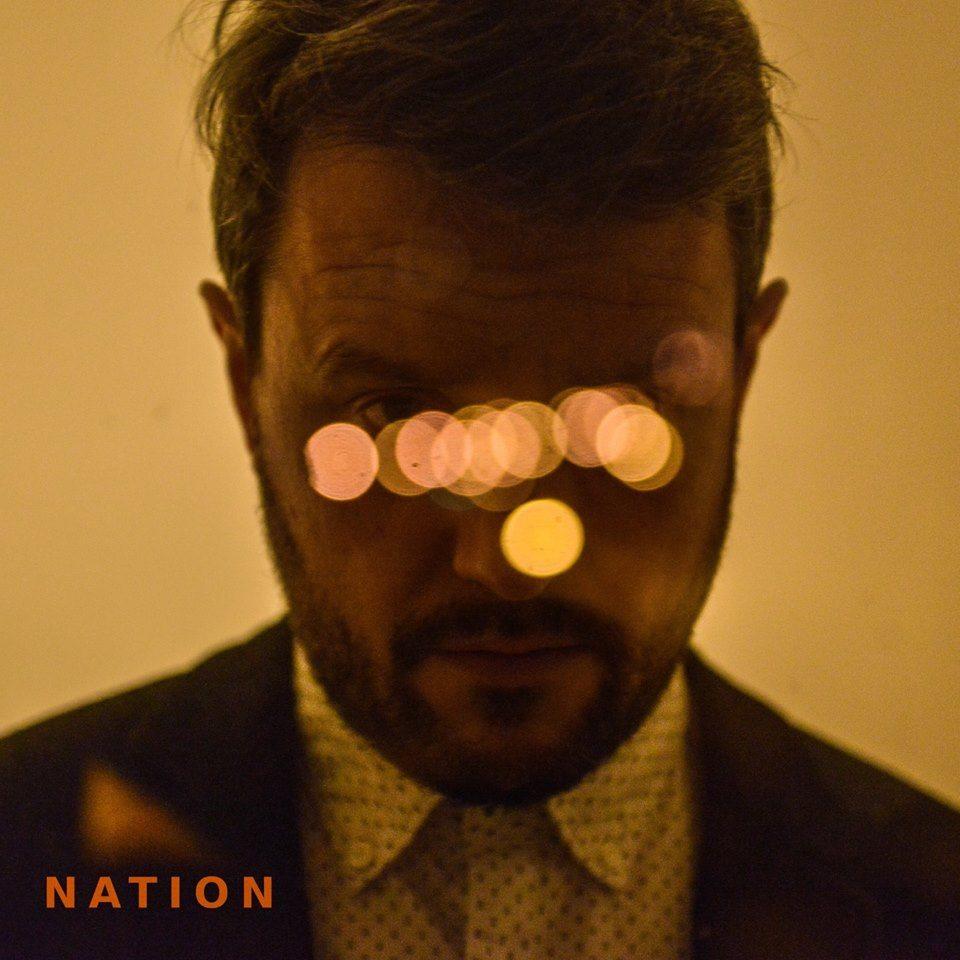 L'artiste NATION présente son EP deux titres dont voici la pochette.