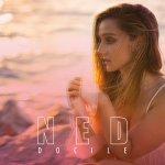 """pochette de l'album et du titre """"Docile"""" de l'artiste NED"""