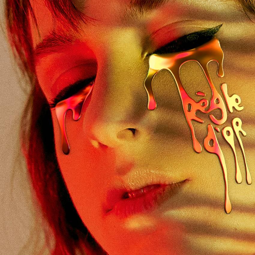 Cover de l'album Régle d'Or de Marie-Gold
