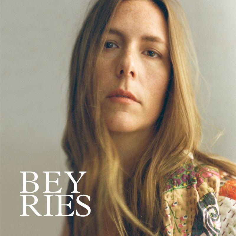 cover du nouvel album de BEYRIES