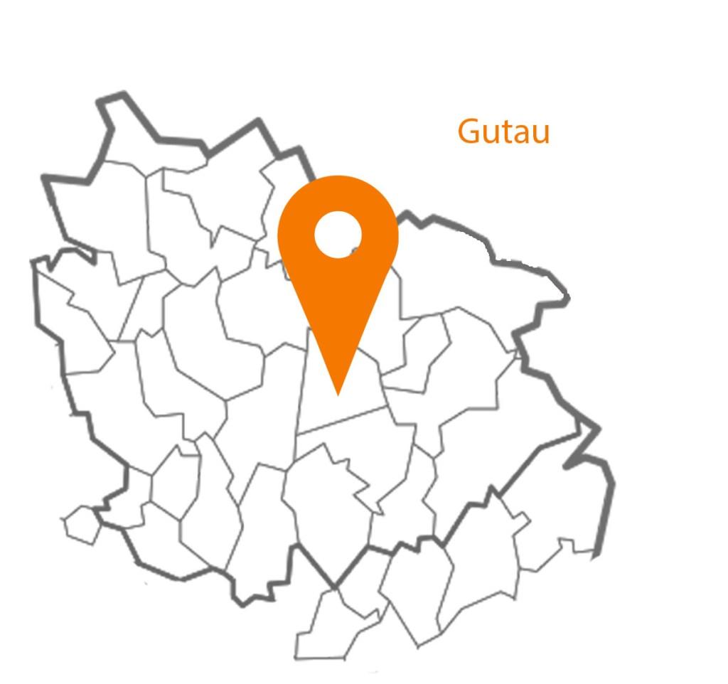MAP Karte Gutau