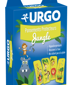 Pansement enfant Urgo Jungle