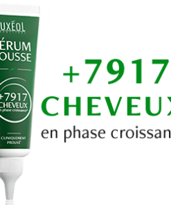 Serum pousse Luxeol