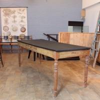 Ancienne Table De Ferme