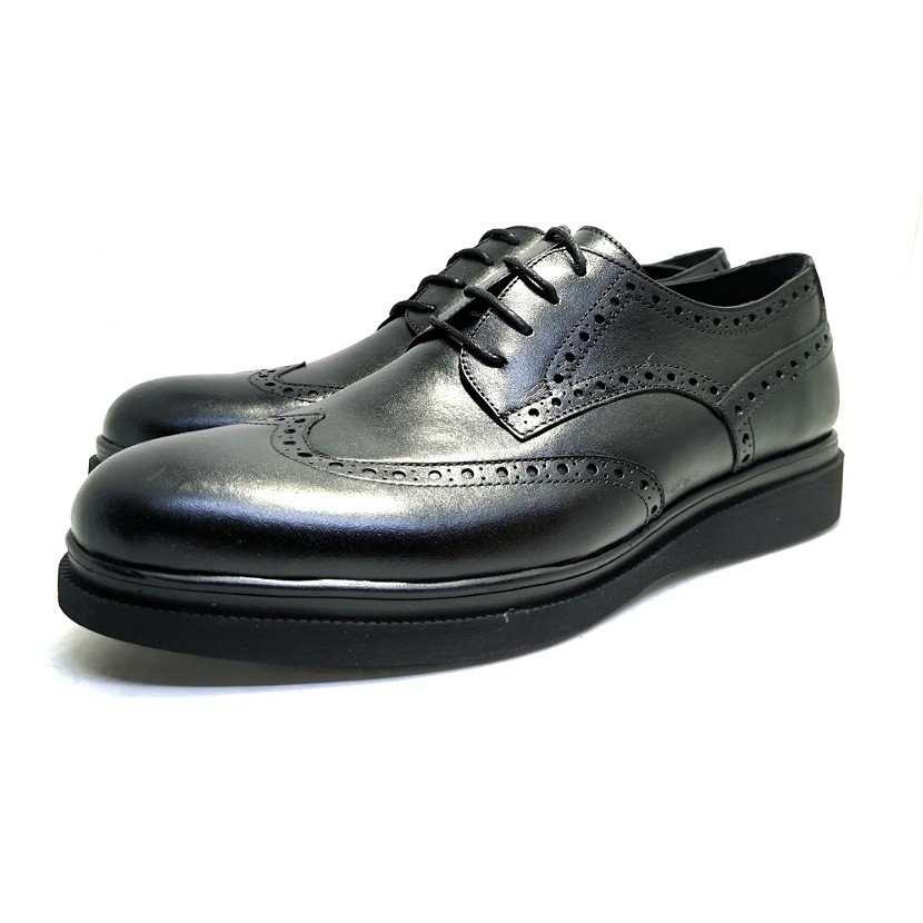 chaussure richelieu Finsbury noir