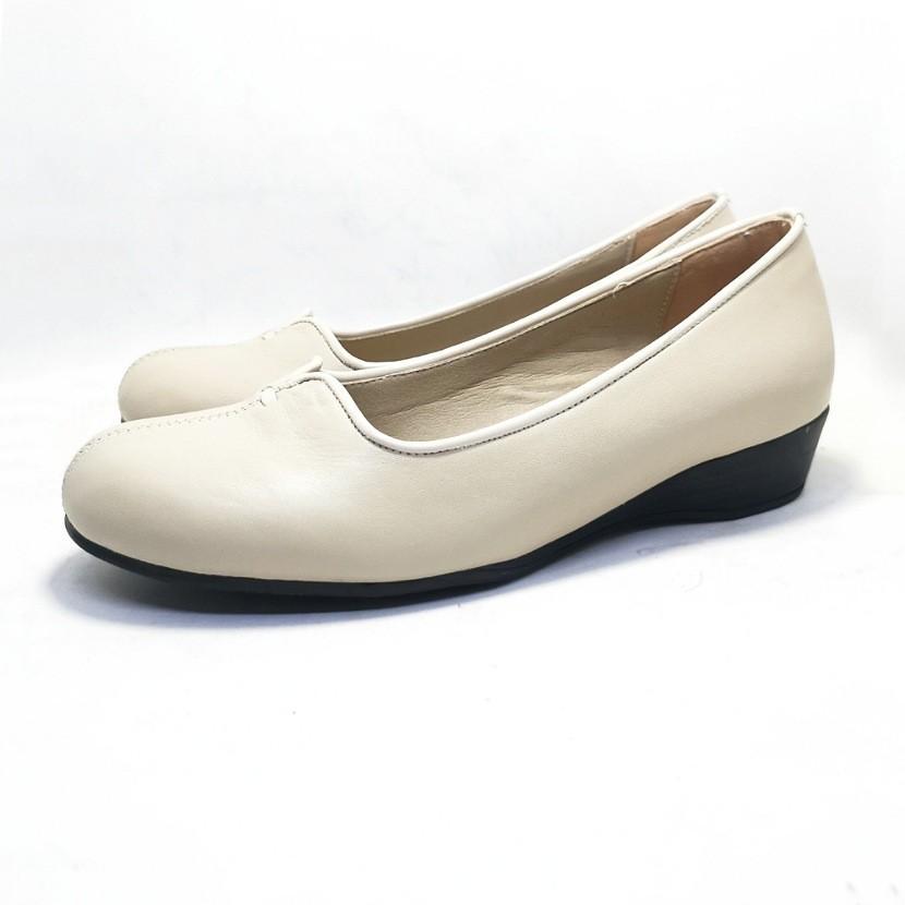 chaussure femme HONLOE beige pour femme