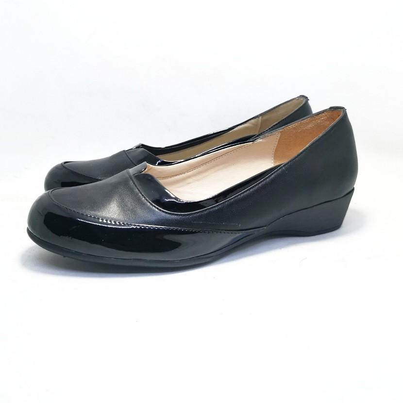 chaussure dingo noir pour femme