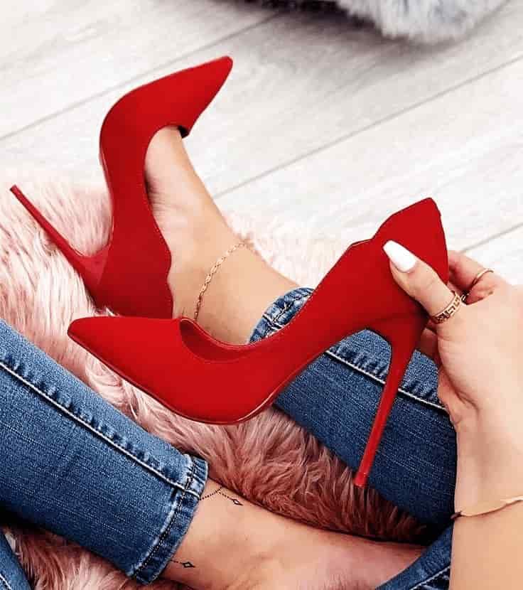 chaussure talon pour femme