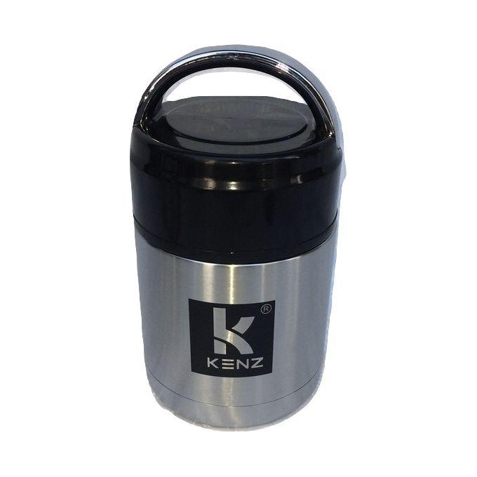 lunch box boite repas a dejeuner 0 65 litre isotherme inox g lineshop