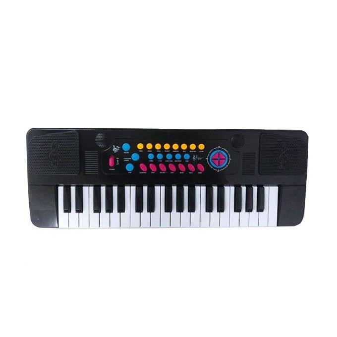piano electrique pour enfant avec microphone synthetiseur 37 kyes