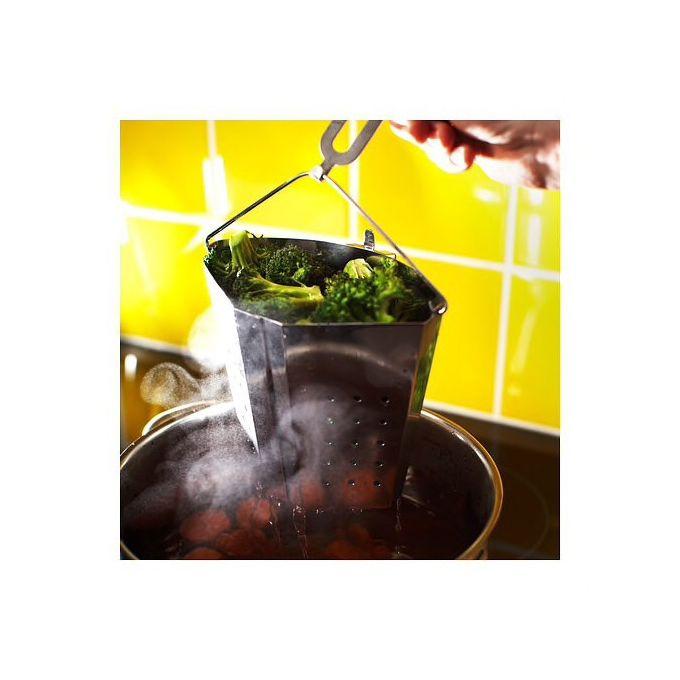 panier de cuisson acier inoxydable 1 l