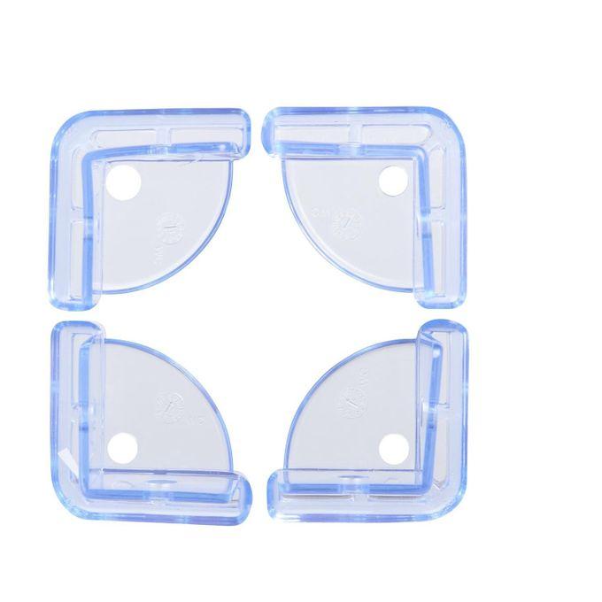 protection securite bebe et enfant 4 pcs protege coins de table en silicone protection securite bebe et enfant