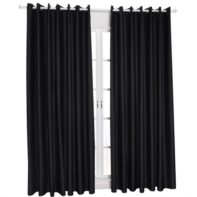 rideaux d assombrissement de piece d isolation thermique de rideaux de panne d electricite pour le salon 55 x96
