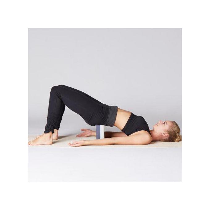 brique yoga mousse 22 5 x 17 5 x 7 5 cm