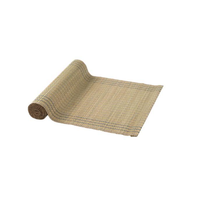 chemin de table jonc de mer 36 x 180 cm