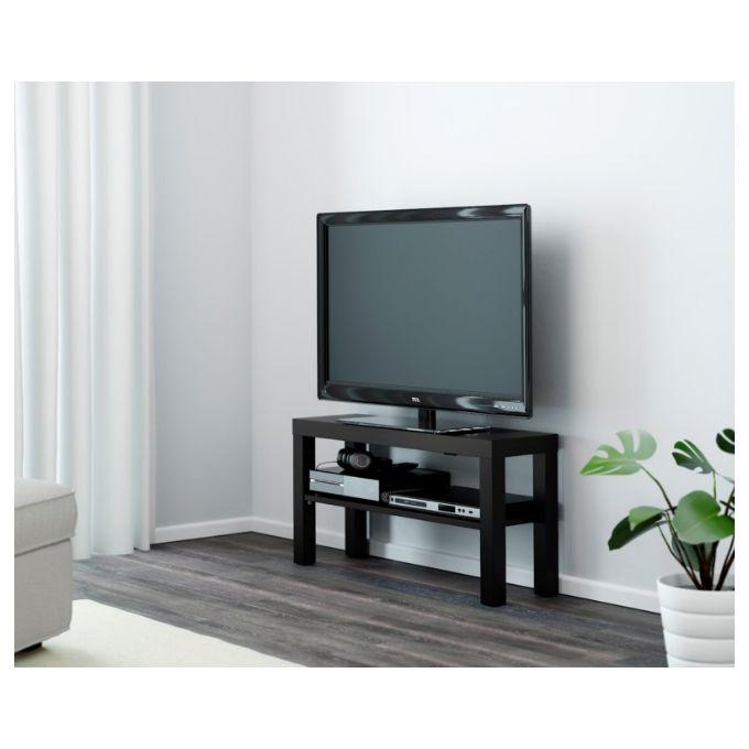 table basse noire meuble tv ideale pour sejour salle a manger accueil bureau