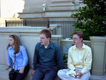 Matt Mullenweg, Alex Brewer, Jennafer Newberry