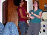 Sarah Clarke, Rebecca Lammons