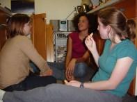 Rachel Speight, Rebecca Lammons, Sarah Clarke