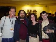 John Halcyon Styn, Chuck Olsen, Richard Stallman