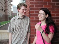 Matt Mullenweg, Julie Sugar