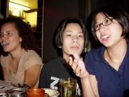 Elissa Sloan, Josh Wu, Sarah Clarke