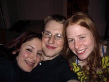 Matt Mullenweg, Sarah Williams, Emily Dean