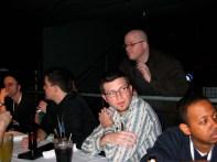 Ethan Marcotte, Cameron Barret, Keith Robinson, Josh Williams