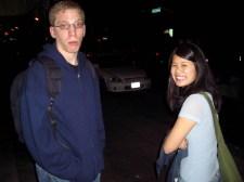 Zack Rosen, Agnes Chan