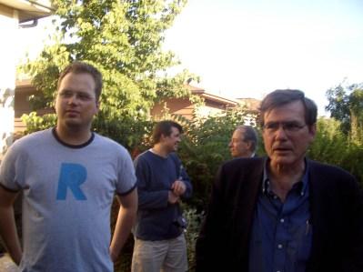 Bob Wyman, Dan Gillmor