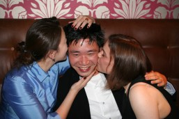 Min Jung Kim, Kevin Cheng, Eris Stassi