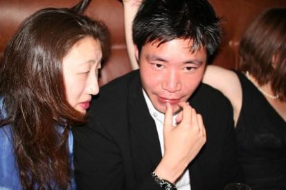 Min Jung Kim, Kevin Cheng