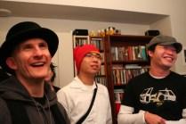 Kevin Cheng, James Yu, Eric Haller