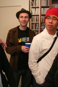 James Yu, Eddie Codel