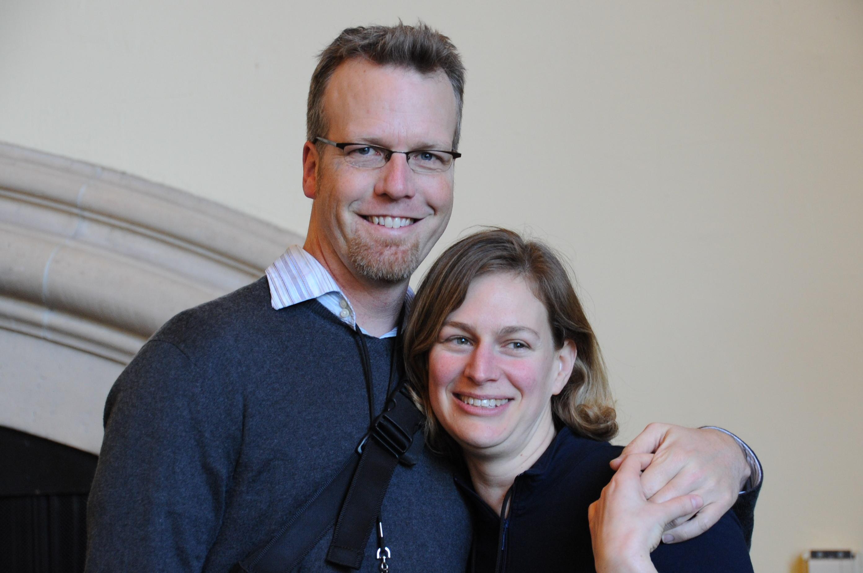 Jeff Veen, Julie Hamwood