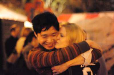 Nicole Wopperer, Kevin Cheng