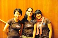 Edith Yeung, Marianne Masculino, Maya Desai2 Comments