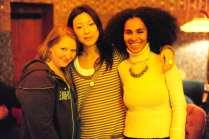 Janetti Chon, Yamile Yemoonyah, Jodi Church