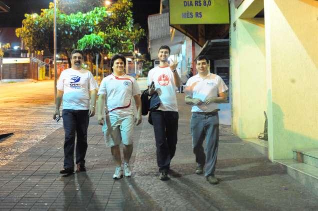 Manuel Lemos, Cesar Rodas, Guillerme Blanco