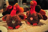 Gobbles The Wordpress Turkey