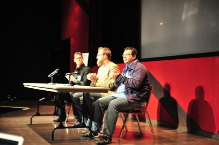 Jeremy Harrington, Kevin Menzie, Brian Warren