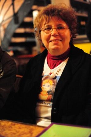 Claudine Verdier