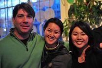 Joanne Wan, Paul Walborsky, Jaime Chen