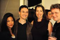 Deena Blas, Gareth Watts, Morganne Beck, David Lanstein
